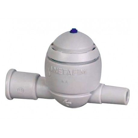 Анти-дренажен клапан за микроразпръсквачи