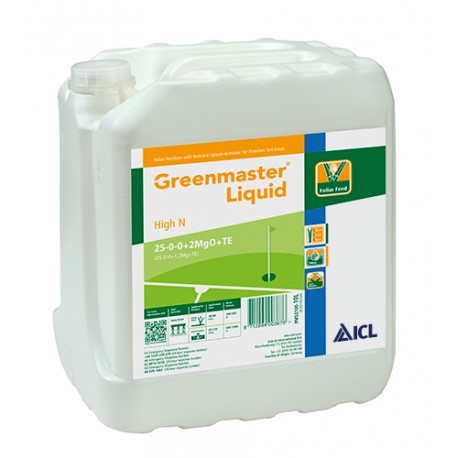 Течен тор - GREENMASTER LIQUID HIGH N 25-0-0+2MgO+TE