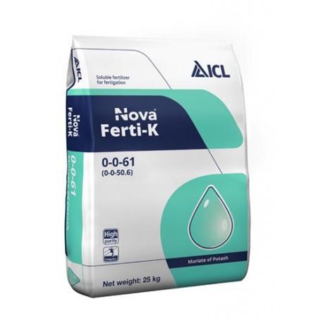 Водоратворим калиев монотор - NOVA FERTI–K 0-0-61