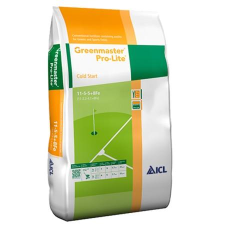 Професионален тор за тревни площи - GREENMASTER PRO-LITE SPRING&SUMMER 6W 14-5-10+2MgO