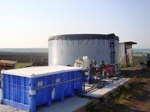 Напоителна система на лозя - с. Извор