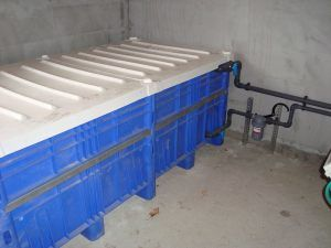 Напоителна система на лозя - с. Кралево