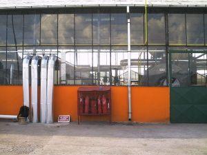 Модернизация на оранжериен комплекс - гр.Попово
