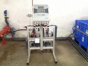 3 канален хранителен възел FertiKit с контролер NMC Pro